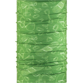 CAMPZ Nek Gaiter, groen/wit